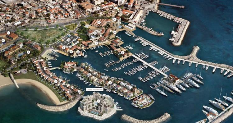 Limassol Marina-Castle Residences