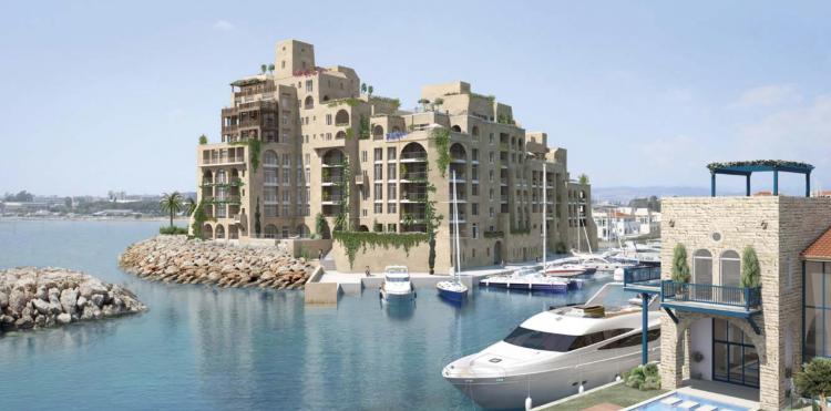 Limassol Marina-Castle Residences  2