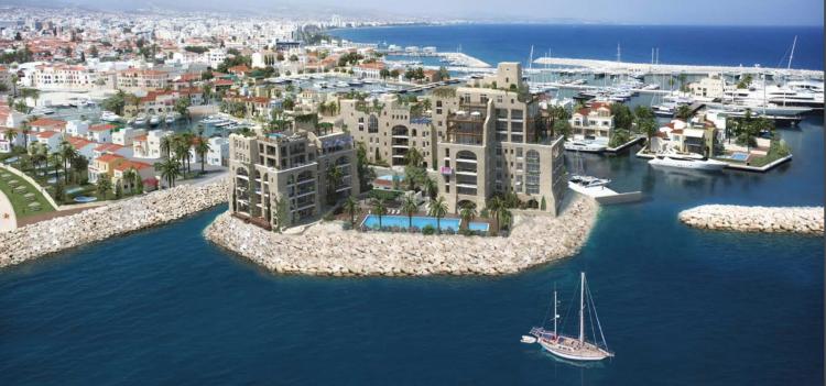 Limassol Marina-Castle Residences  3