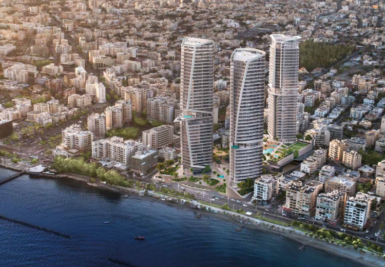 Property for Sale in Limassol Seafront